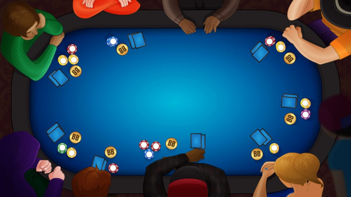 Straddle Poker